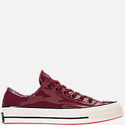 Women's Converse Chuck 70 Patented '90s Leather Low Top Casual Shoes