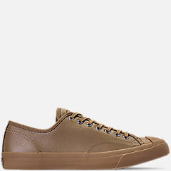Men's Converse Jack Purcell Desert Storm Leather Low Top Casual Shoes