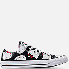 Women's Converse Chuck Taylor All Star Hello Kitty Ox Casual Shoes