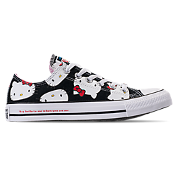 Image of WOMEN'S CONVERSE CTAS OX HELLO KITTY