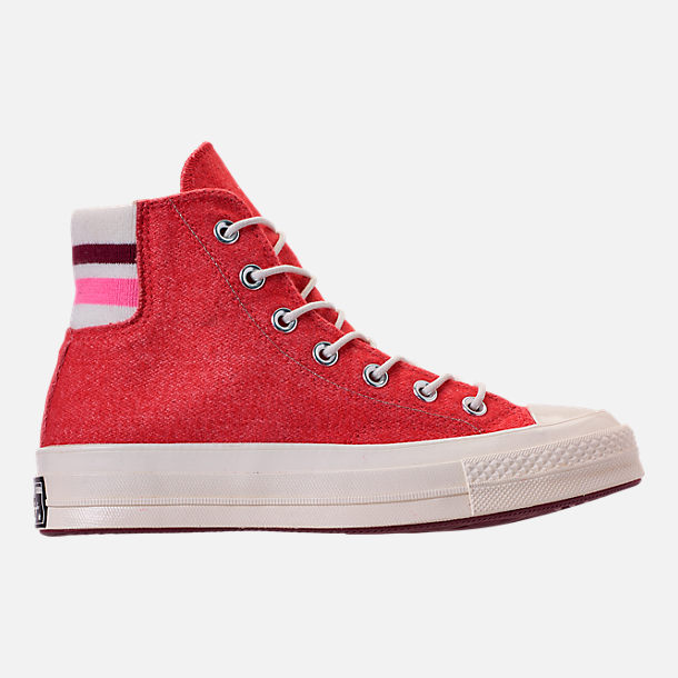 6521c2840bf Right view of Unisex Converse Chuck Taylor All Star 70 High Top Casual Shoes  in Sedona