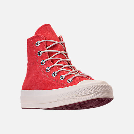 save off 5d212 ff48a Three Quarter view of Unisex Converse Chuck Taylor All Star 70 High Top Casual  Shoes in