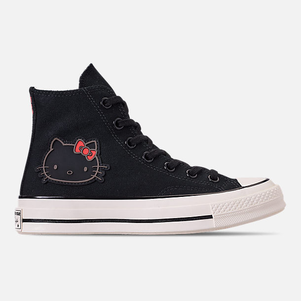 Right view of Women s Converse x Hello Kitty Chuck Taylor 70 High Top  Casual Shoes in a0b230a2e2