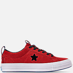 Women's Converse x Hello Kitty One Star Low Casual Shoes