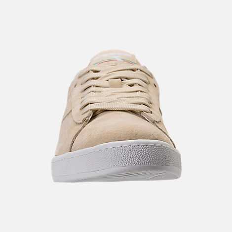 Front view of Men's Diadora Game L Low Casual Shoes in Beige Bleached