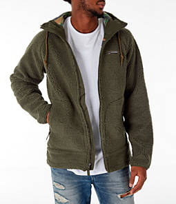 Men's Columbia CSC Sherpa Full-Zip Jacket