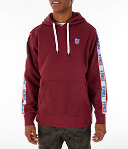 Men's K-Swiss Tape Fleece Hoodie