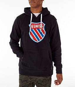 Men's K-Swiss Slam Lux Fleece Hoodie