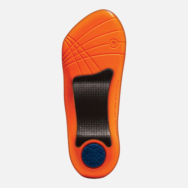 Alternate view of Men's Sof Sole Plantar Fasciitis Orthotic Insoles in None