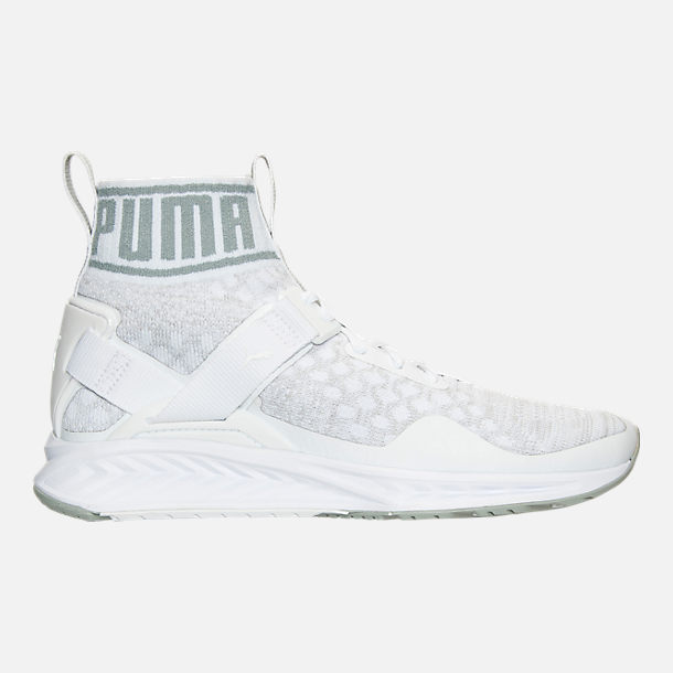 Right view of Women's Puma Ignite 3 EVOknit Casual Shoes