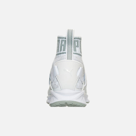Back view of Women's Puma Ignite 3 EVOknit Casual Shoes