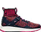 Women's Puma Ignite 3 EVOknit Casual Shoes