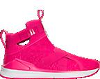 Women's Puma Fierce Strap Flocking Training Shoes