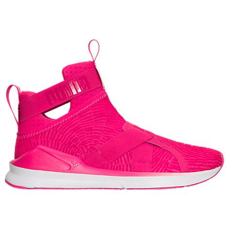 21b3f7169a1 Puma Women S Fierce Strap Flocking Training Shoes
