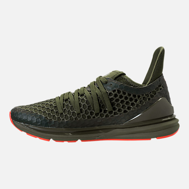 Left view of Men's Puma Ignite Limitless NETFIT Casual Shoes