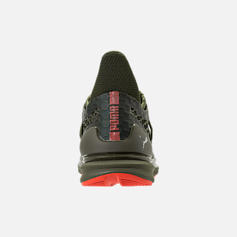 Back view of Men's Puma Ignite Limitless NETFIT Casual Shoes
