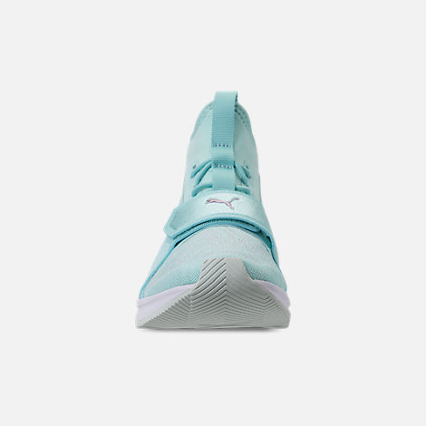 Front view of Women's Puma Phenom Oceannaire Casual Shoes in Island Paradise