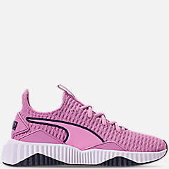 Girls' Grade School Puma Defy Casual Shoes