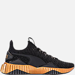 Women's Puma Defy Sparkle Casual Shoes