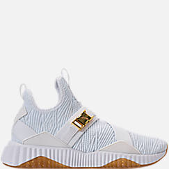 Women's Puma Defy Mid Casual Shoes