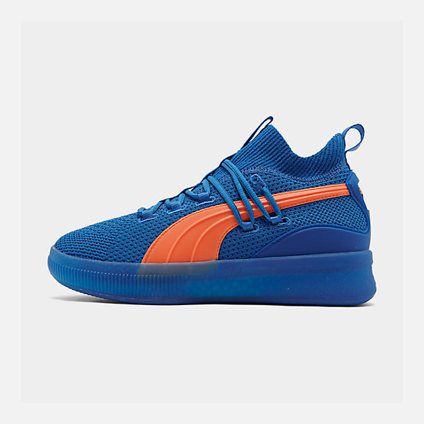 new concept 3b25d a16c9 Men's Puma Clyde Court Basketball Shoes