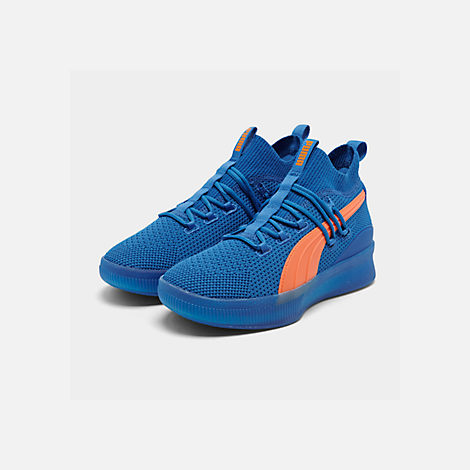 Men's Puma Clyde Court Basketball Shoes by Puma