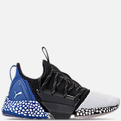 Boys' Big Kids' Puma Hybrid Rocket Runner Casual Shoes