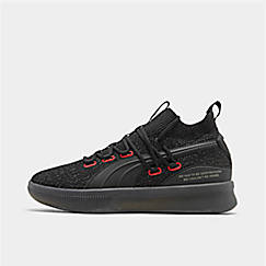 Men s Puma Clyde Court Reform Basketball Shoes 6b401a96a