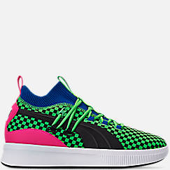 Men's Puma Clyde Court Summertime Basketball Shoes