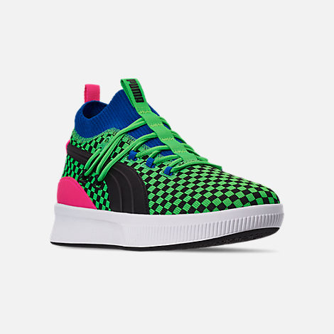 newest collection 282ae c7713 Men's Puma Clyde Court Summertime Basketball Shoes