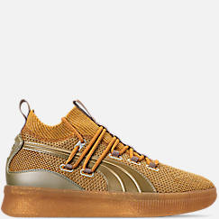 Men's Puma Clyde Court Title Run Basketball Shoes