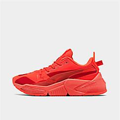 Boys' Big Kids' Puma LQDCELL Optic Sheer Casual Shoes