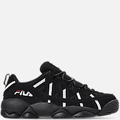 Men's FILA Spaghetti Low Basketball Shoes