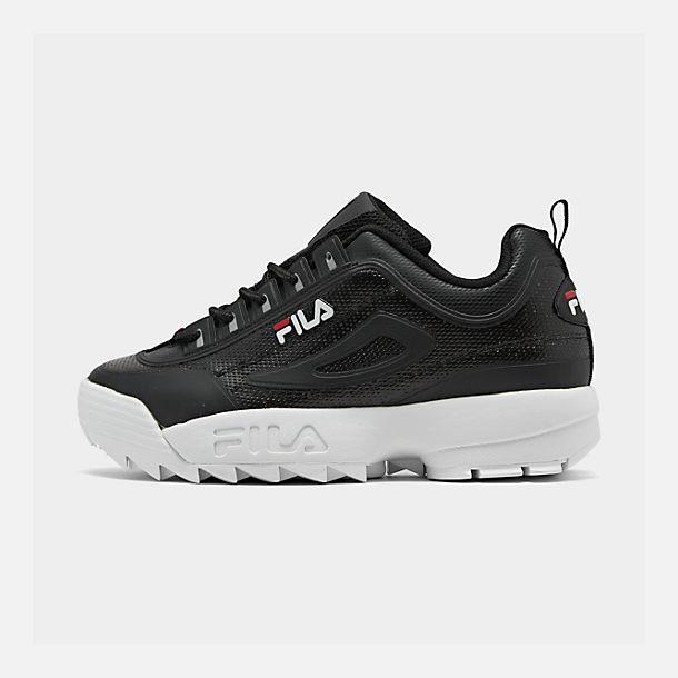 Men's Fila Disruptor 2 Premium Shine Casual Shoes