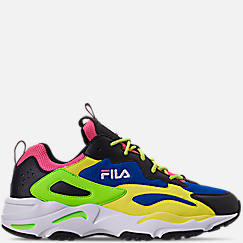 0b4498d10939 Men s Fila Ray Tracer 90S QS Casual Shoes