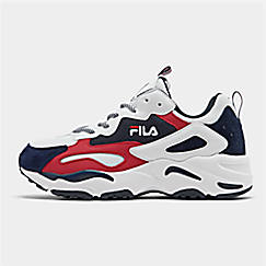 Men's FILA Ray Tracer Americana Casual Shoes