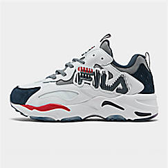 Men's Fila Ray Tracer Graphic Casual Shoes
