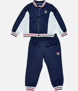 Kids' Toddler Fila Classic Track Set