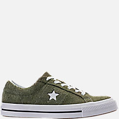 Boys' Big Kids' Converse One Star Casual Shoes