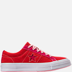 Girls' Grade School Converse One Star Casual Shoes