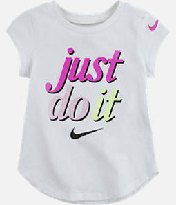 Girls' Toddler Nike Just Do It T-Shirt