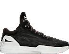 Men's BrandBlack Rare Metal Thunder Basketball Shoes