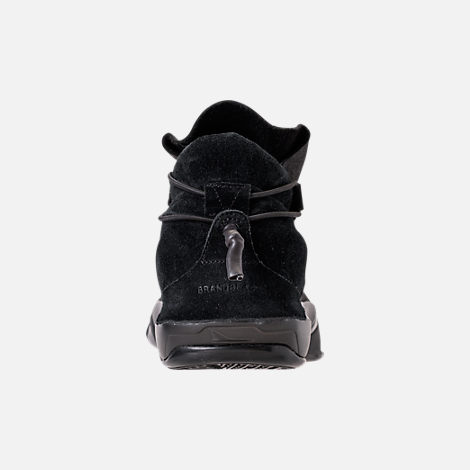 Back view of Men's BrandBlack Future Legend Boot Casual Shoes in Triple Black