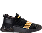 Black/Metallic Gold/Black