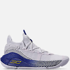 0b98d11d1530 Big Kids  Under Armour Curry 6 Basketball Shoes