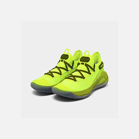los angeles e2b72 43def Big Kids' Under Armour Curry 6 Basketball Shoes
