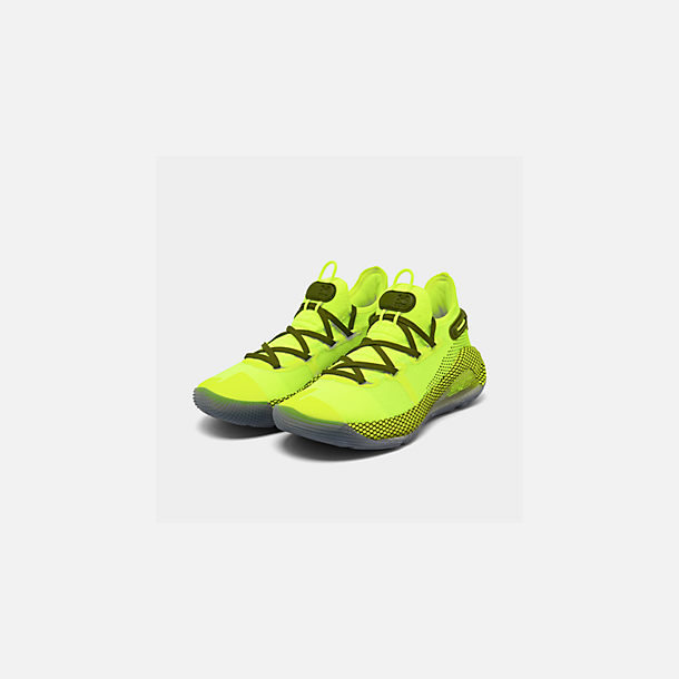 los angeles 6051c cc74b Big Kids' Under Armour Curry 6 Basketball Shoes