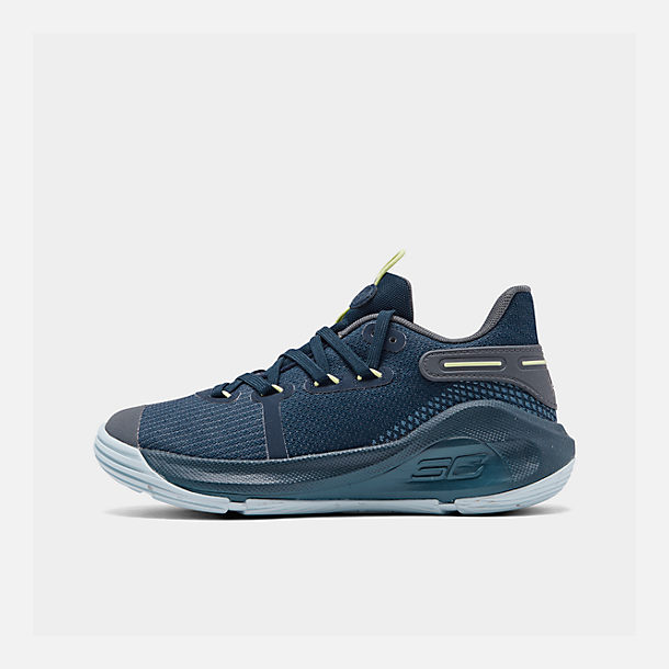 info for 49177 d1239 Little Kids' Under Armour Curry 6 Basketbal Shoes
