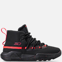 Little Kids' Under Armour SC 3ZERO II Basketball Shoes