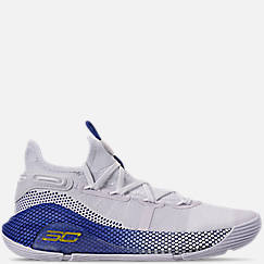 3395dfc7a63b Men s Under Armour Curry 6 Basketball Shoes